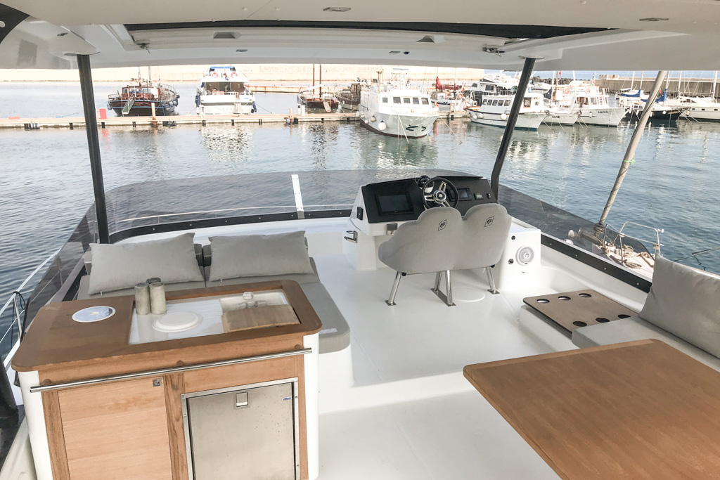 Fountaine Pajot MY 44 (Fusion)  - 12