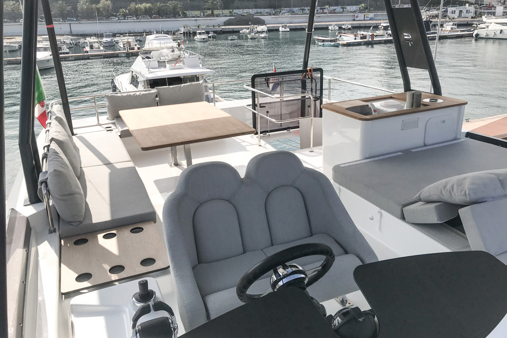 Fountaine Pajot MY 44 (Fusion)  - 10