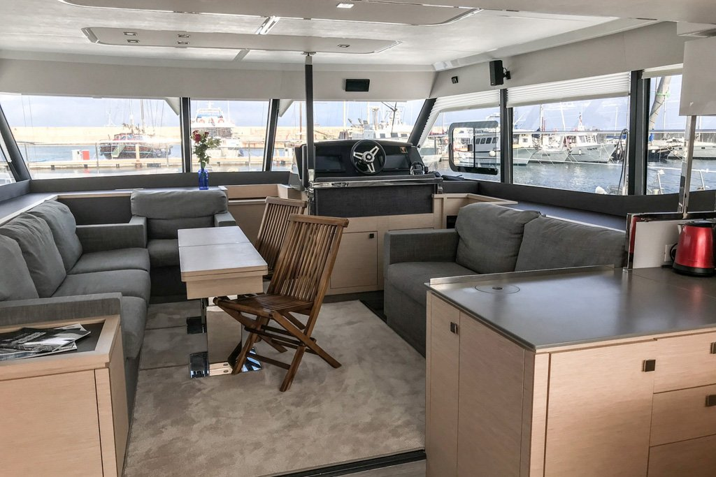 Fountaine Pajot MY 44 (Fusion)  - 1