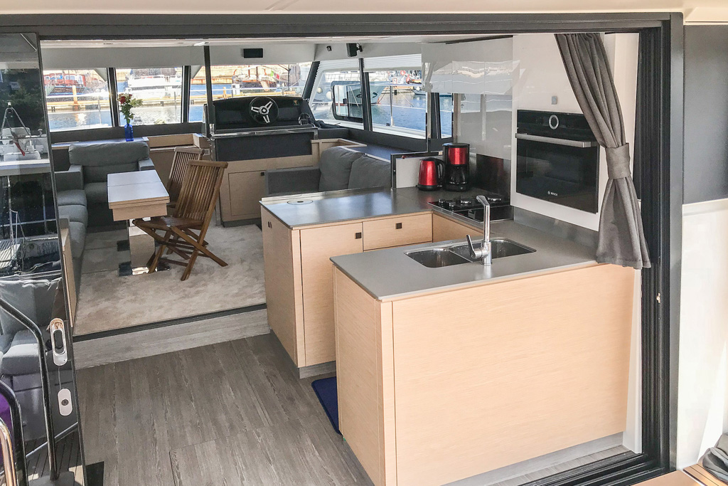 Fountaine Pajot MY 44 (Fusion)  - 6