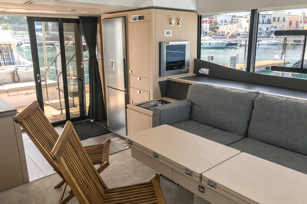 Fountaine Pajot MY 44 (Fusion)  - 15