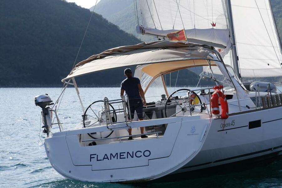 Oceanis 45 (4 cabs) (Flamenco)  - 21