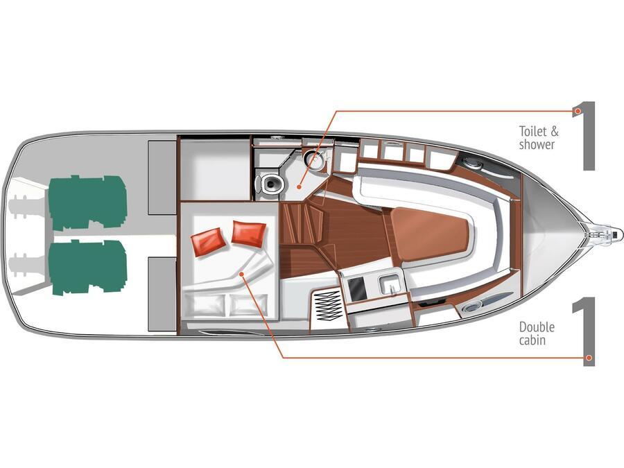 Gran Turismo 34 (Claire) Plan image - 2