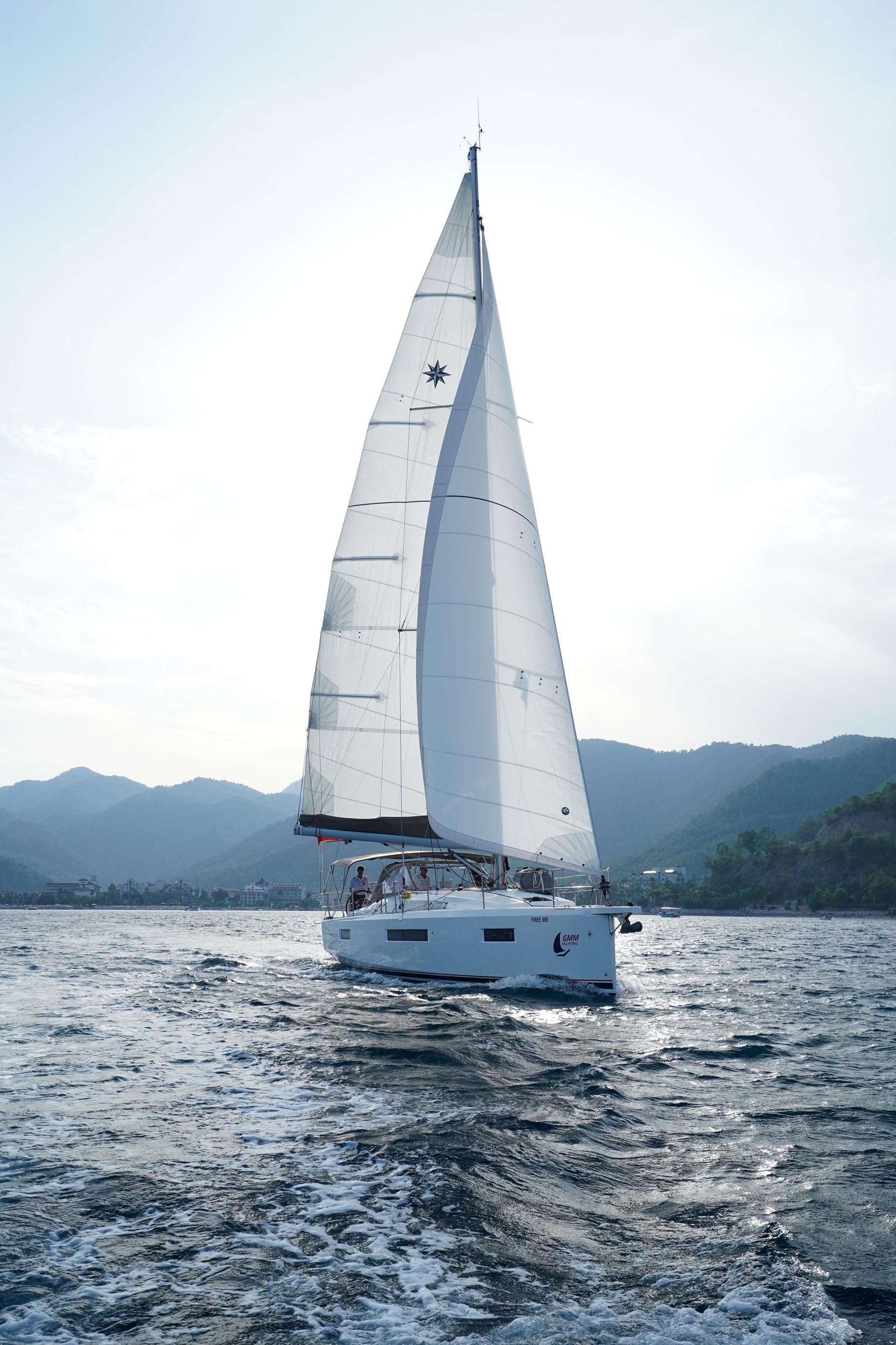 Sun Odyssey 410 (Free Me)  - 21
