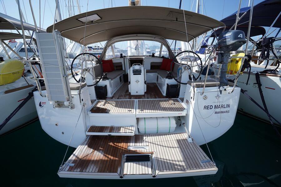 Sun Odyssey 490 (Red Marlin)  - 6