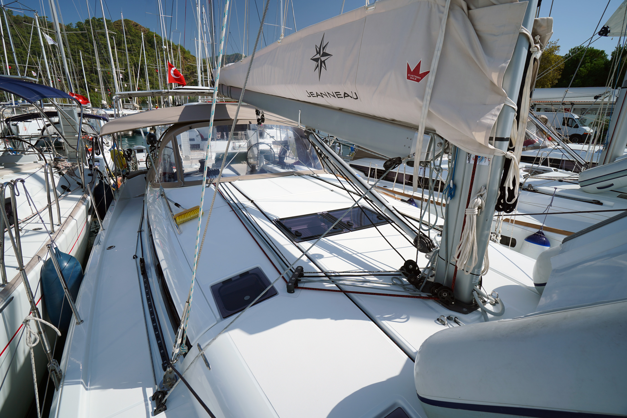 Sun Odyssey 490 (Red Marlin)  - 17