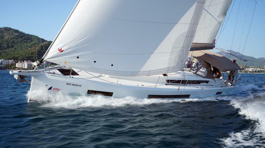 Sun Odyssey 490 (Red Marlin)  - 4