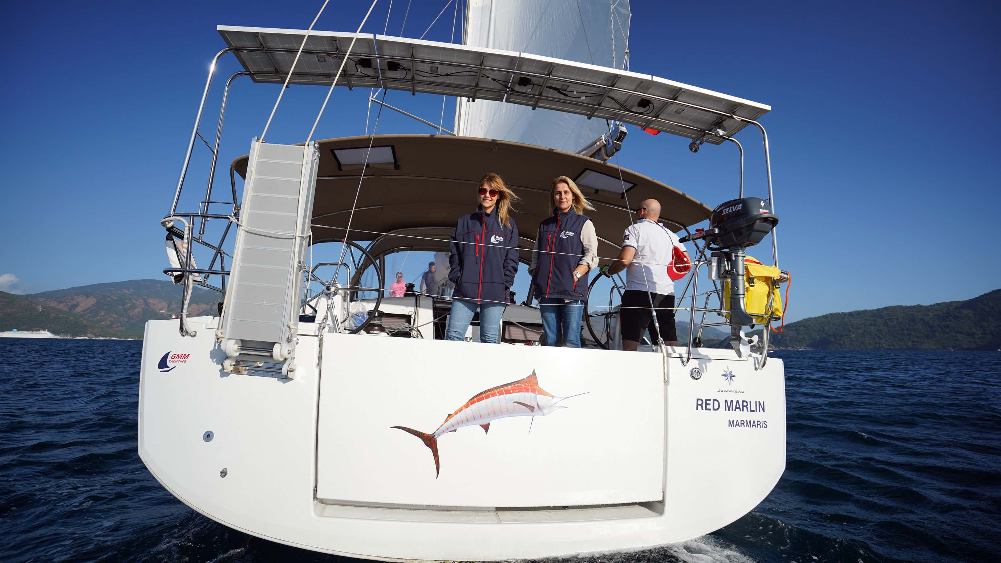 Sun Odyssey 490 (Red Marlin)  - 7