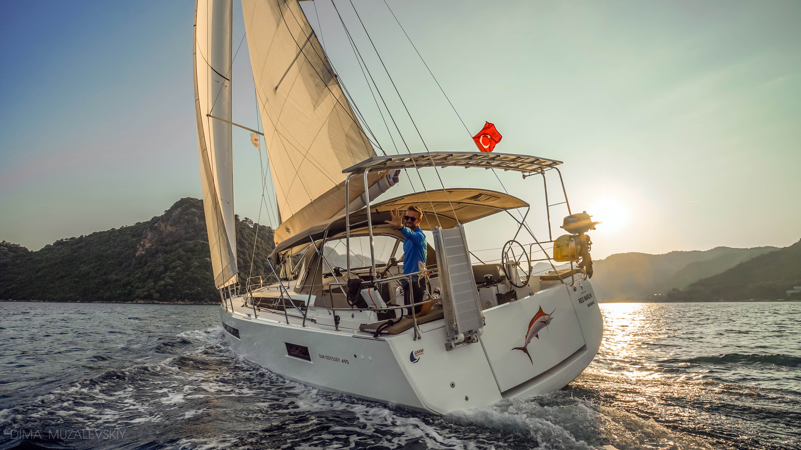 Sun Odyssey 490 (Red Marlin)  - 2