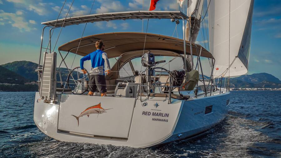 Sun Odyssey 490 (Red Marlin)  - 14