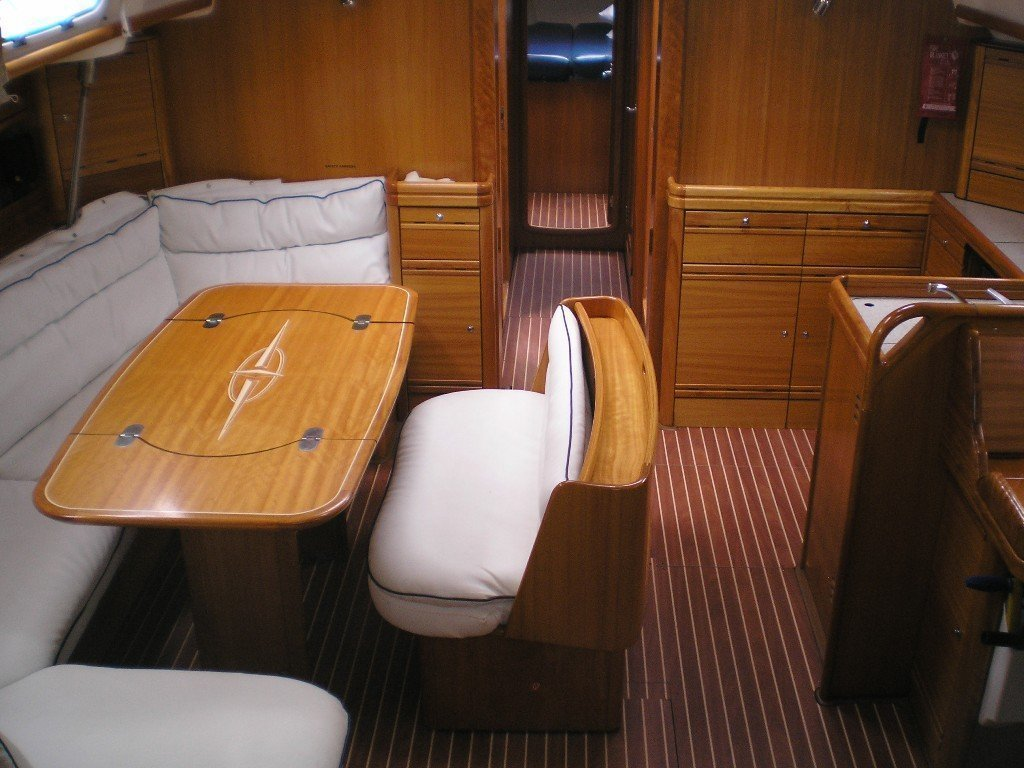 Bavaria 50 Cruiser (Paris) Interior image - 1