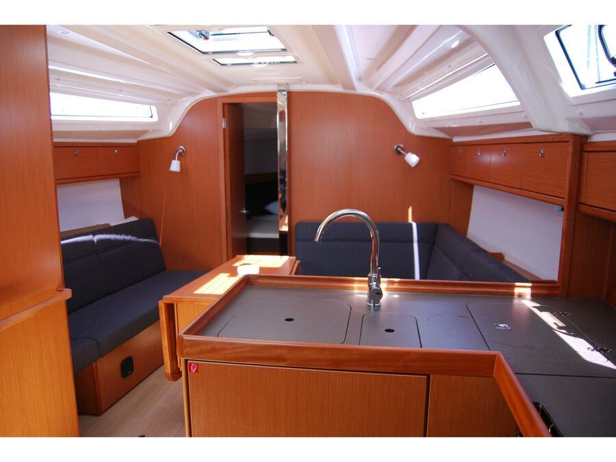 Bavaria Cruiser 37 (Demir San) Interior image - 1