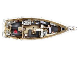 Bavaria 46 Cruiser (Zefyros - Bow & Solar) Interior image - 21
