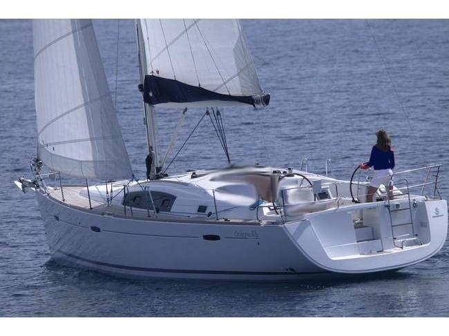 Oceanis 43 (SCARPANTO) Main image - 0