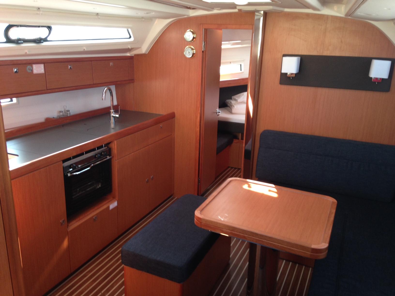Bavaria Cruiser41 (Optima) Plan image - 15