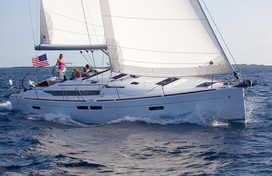 Sun Odyssey 479 (Unicorn) Sailing - 20