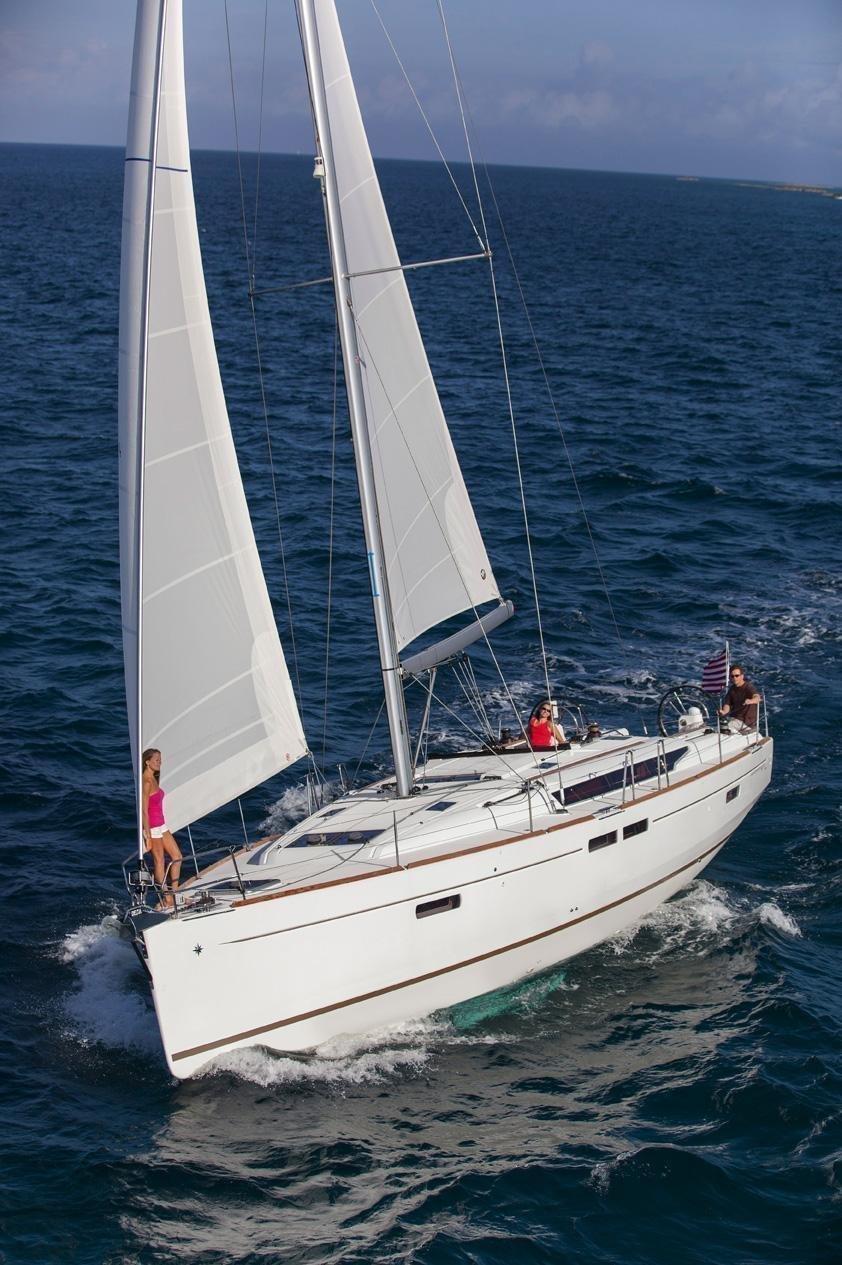 Sun Odyssey 479 (Unicorn) Sailing - 13