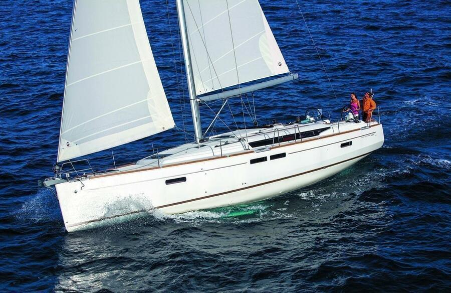 Sun Odyssey 479 (Unicorn) Sailing - 34
