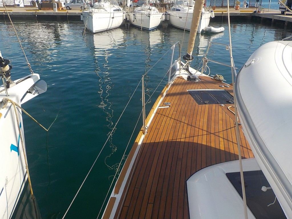 Dufour 460 Grand Large (At Last)  - 22