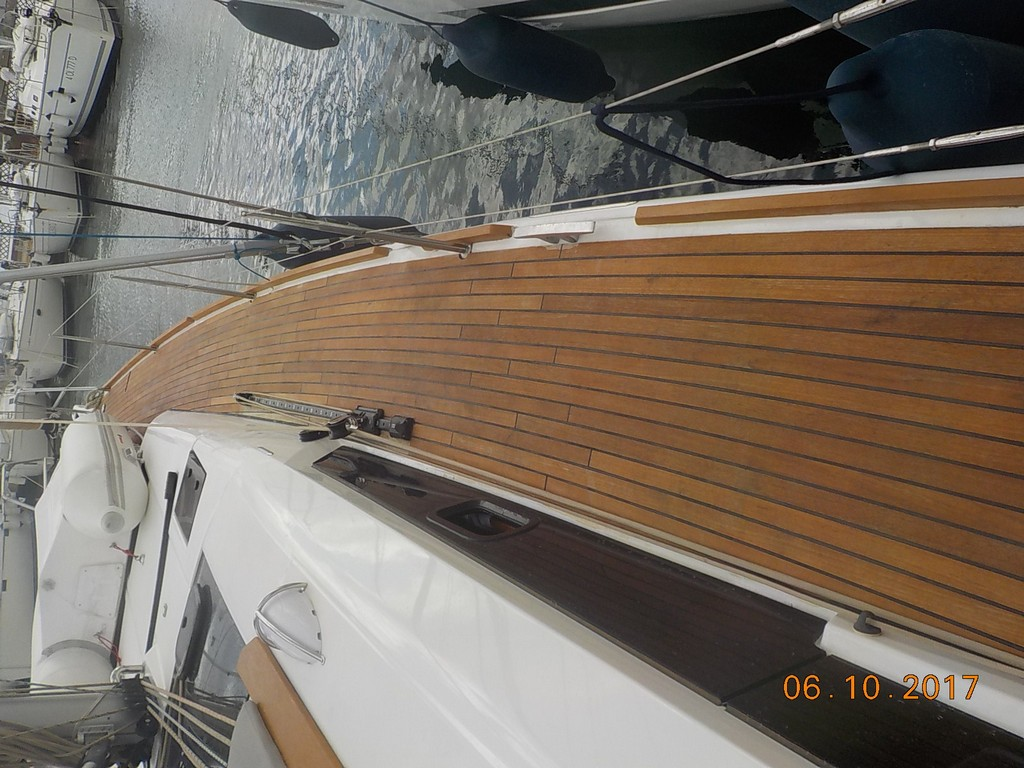 Dufour 460 Grand Large (At Last)  - 21