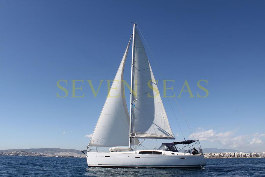 Oceanis 43 (Seven Seas - Refit 2020)  - 1