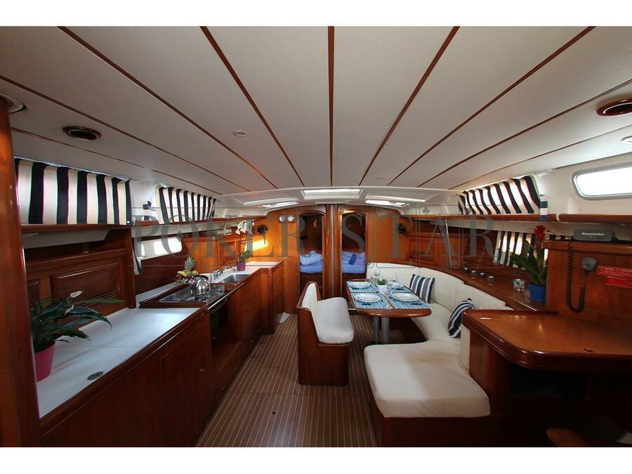 Oceanis 473 (Poker star - Refit 2020) Interior image - 1