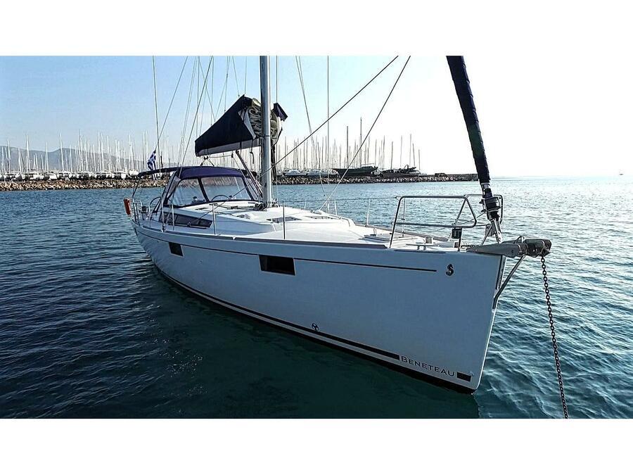 Oceanis 48 (Jackpot - Refit 2020) Main image - 0