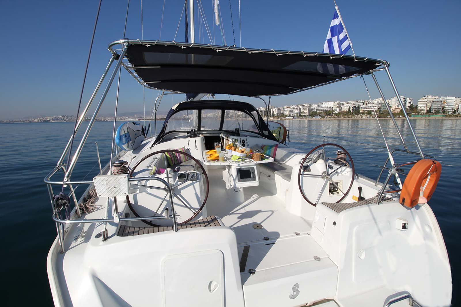 Cyclades 50.5 (Lucky dice - (A/C - Generator - Refit 2020))  - 3