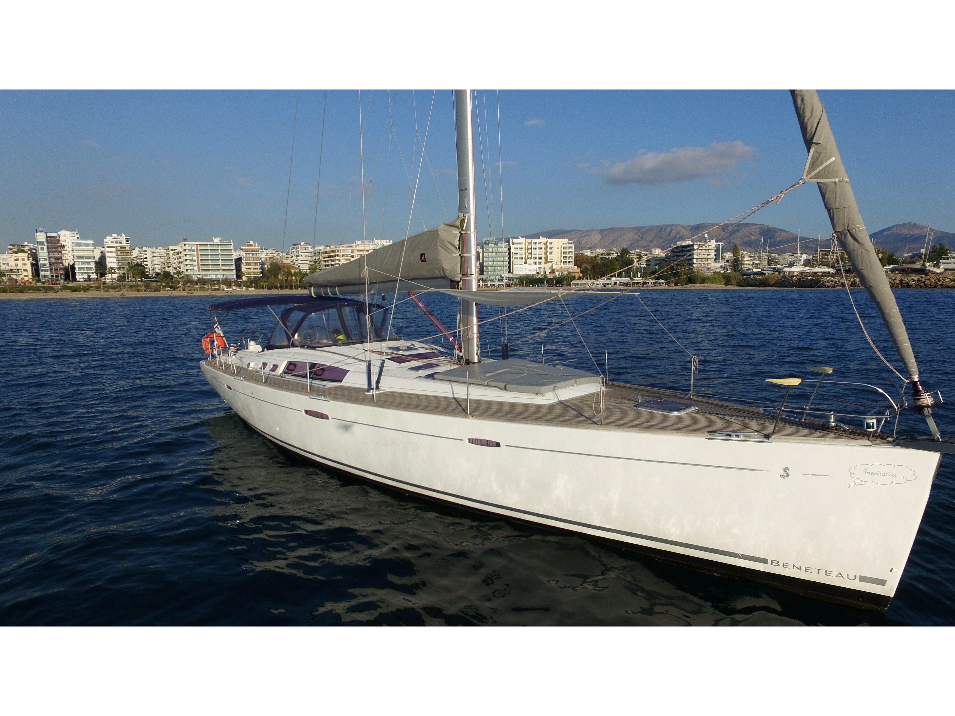 Oceanis 54 (Inspiration - (A/C - Generator - Refit 2020)) Main image - 0