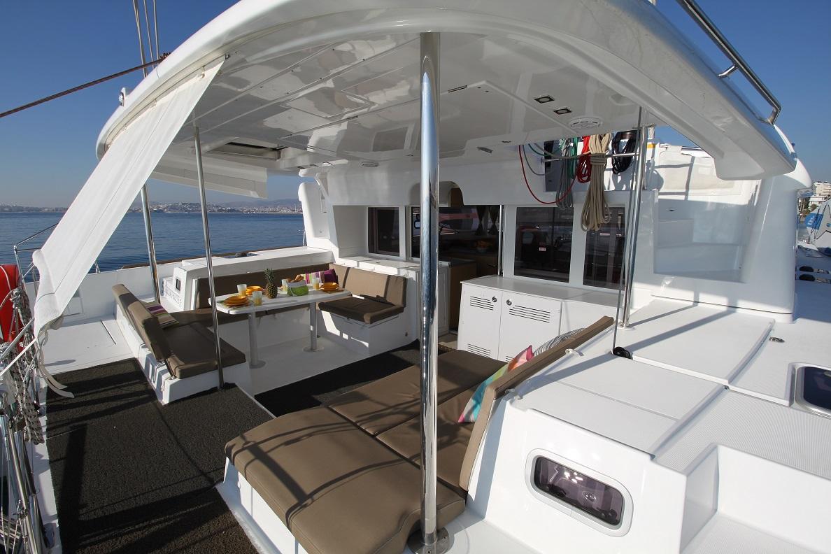 Lagoon 450 F (Sailing Blue 5 - (A/C - Generator))  - 7