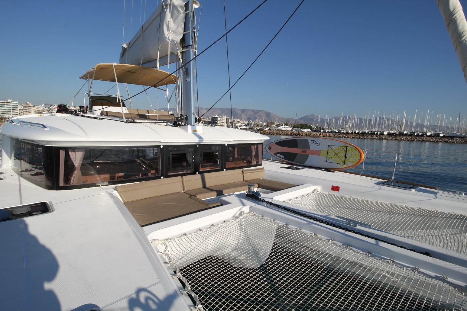 Lagoon 450 F (Sailing Blue 5 - (A/C - Generator))  - 1