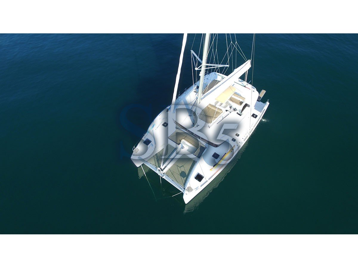 Lagoon 450 F (Sailing Blue 5 - (A/C - Generator)) Main image - 0