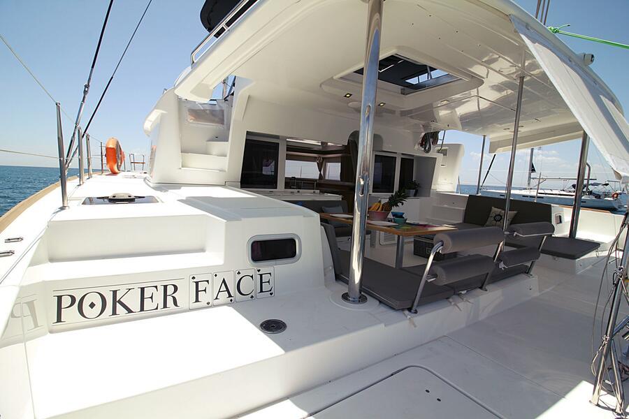 Lagoon 450 (Poker Face  - (A/C - Generator - Refit 2020))  - 7