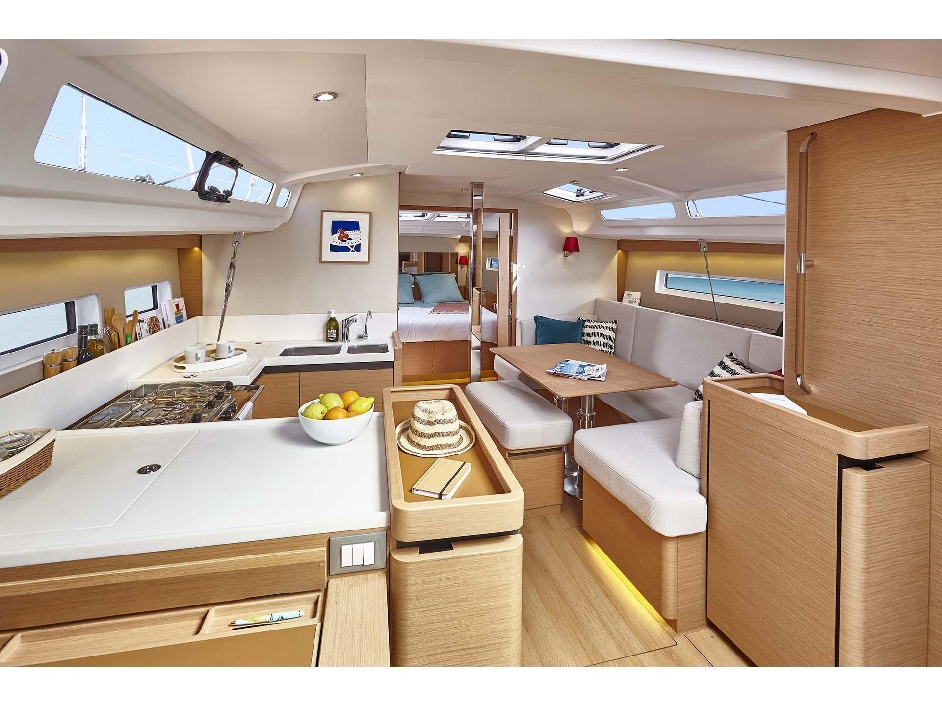 Sun Odyssey 440 (Celtic Breeze) Interior image - 6