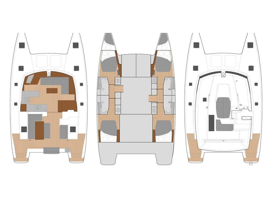 Helia 44 Evolution (Knyps KN) Plan image - 9