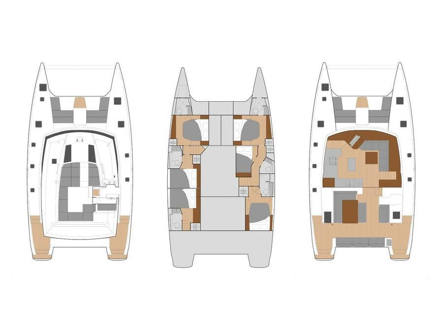 Saba 50 [7 CAB] (Triumph TR) Plan image - 1