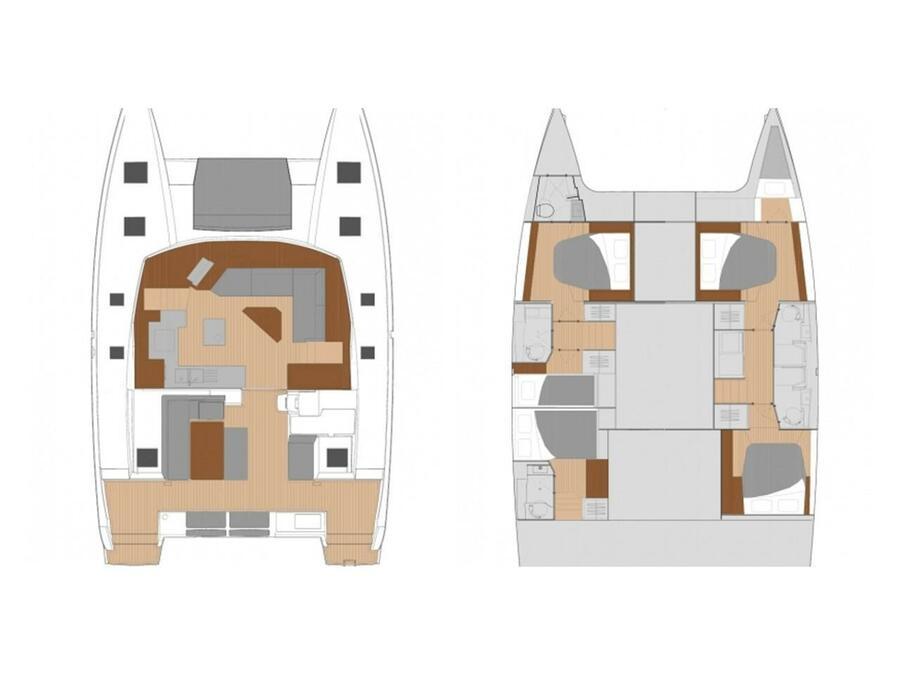 Saona 47 (Ecstasy EC) Plan image - 2