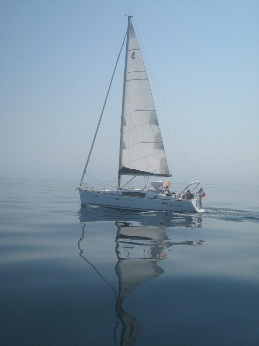 Oceanis 40 (Peppina)  - 4