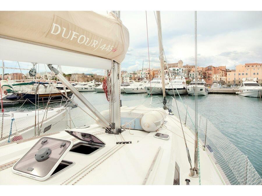 Dufour 445 GL (McLir) Main image - 0