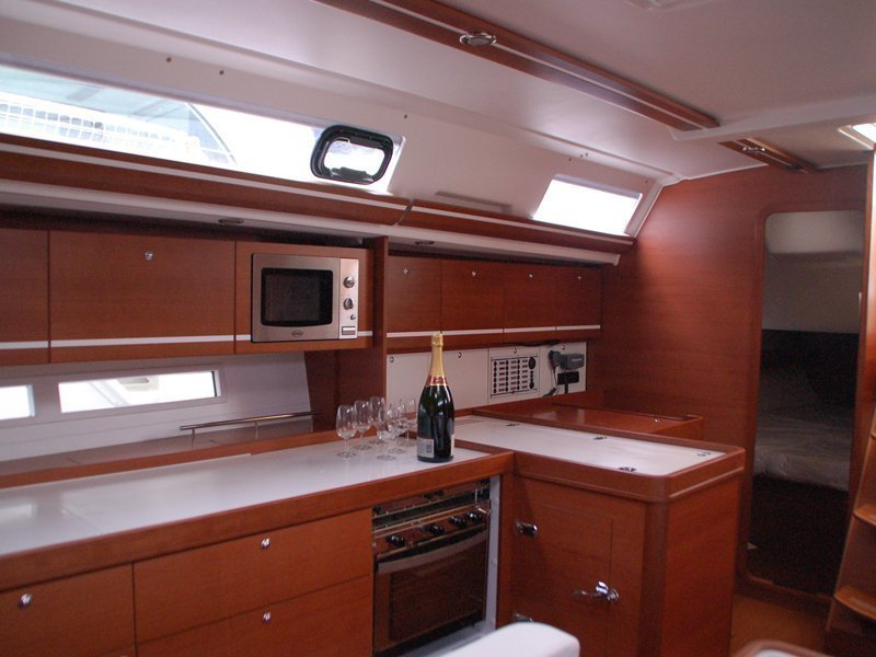 Dufour 445 GL 6 pax (Ambiente V) galley image - 2