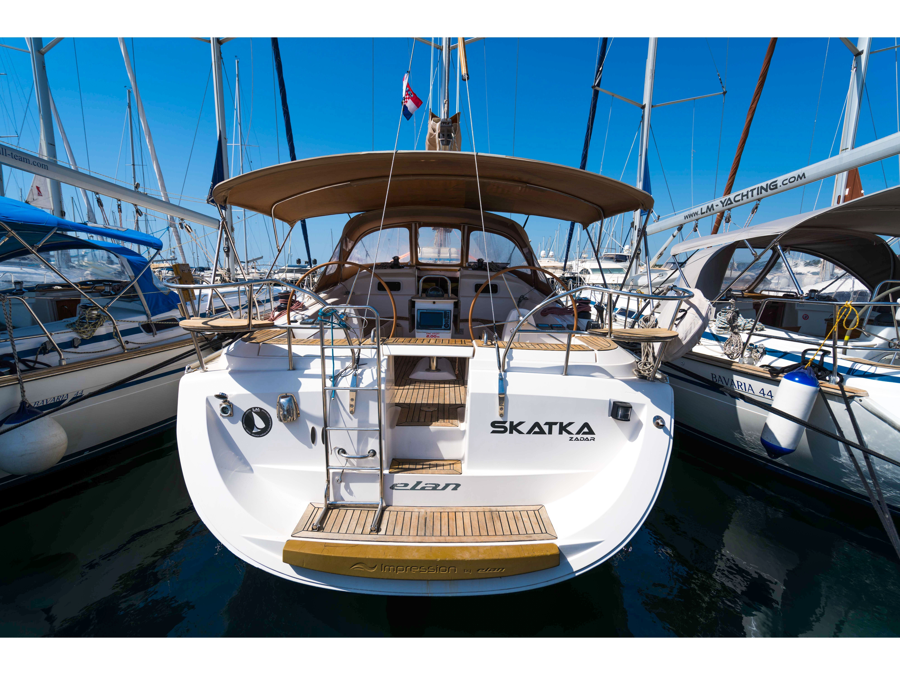 Elan 434 Impression (Skatka (sails 2015)) Main image - 0