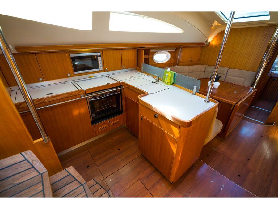 Elan 434 Impression (Skatka (sails 2015)) Interior image - 1