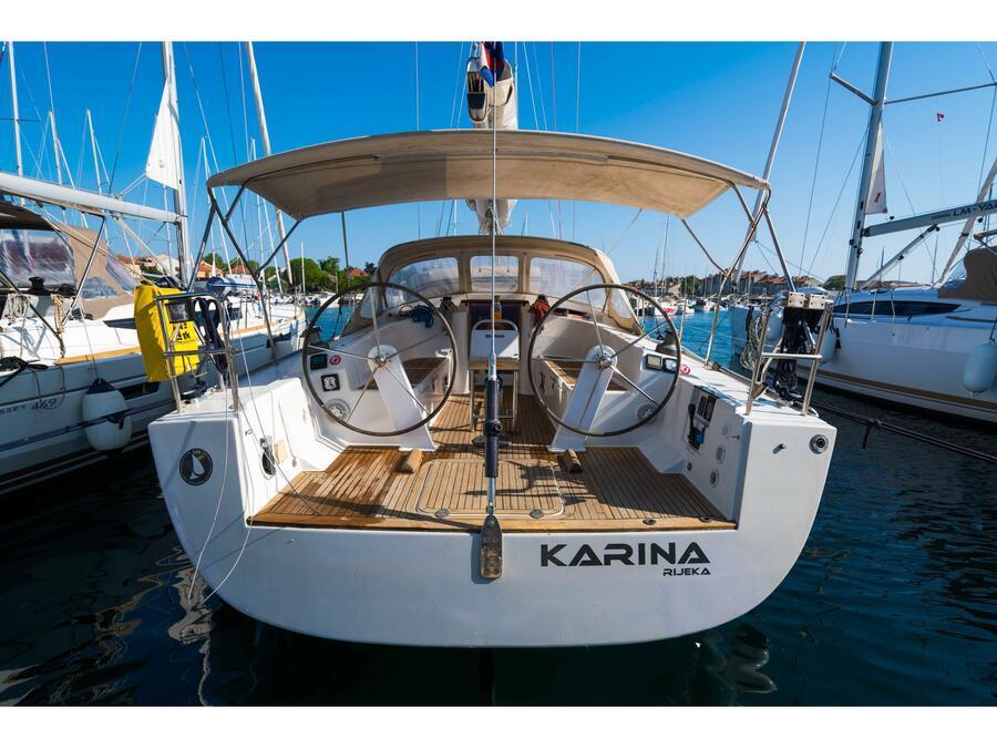 Hanse 430 (Karina (sails 2014)) Main image - 0