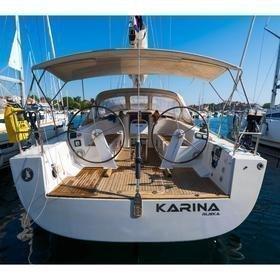 Karina (sails 2014)