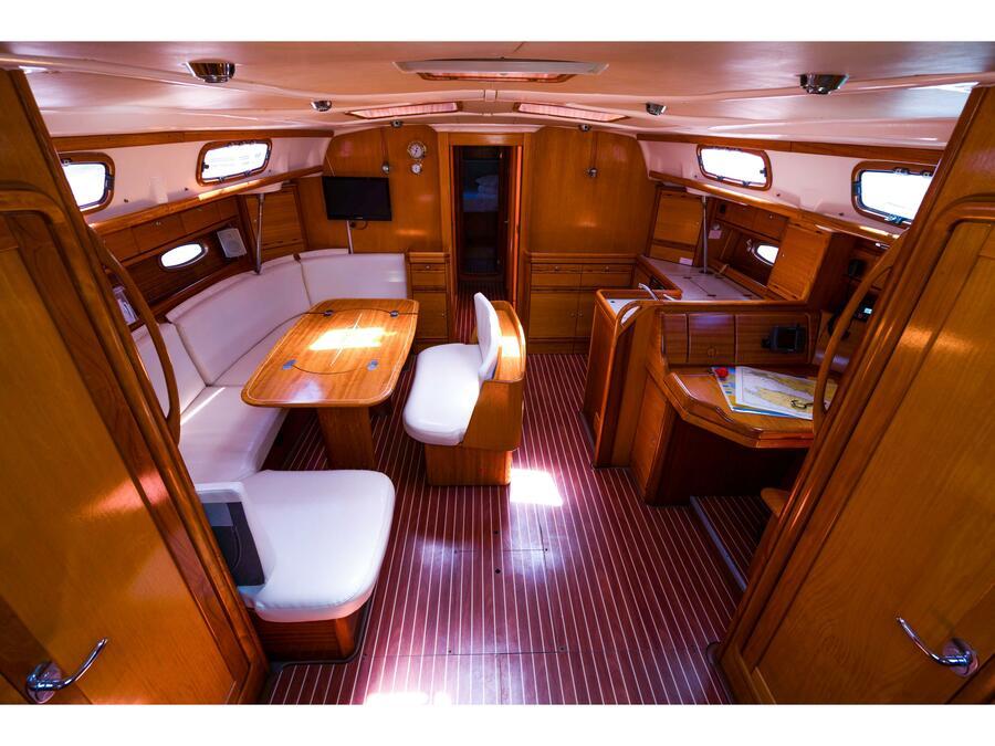 Bavaria 50 Cruiser (Gabrijela (sails 2013 )) Interior image - 1