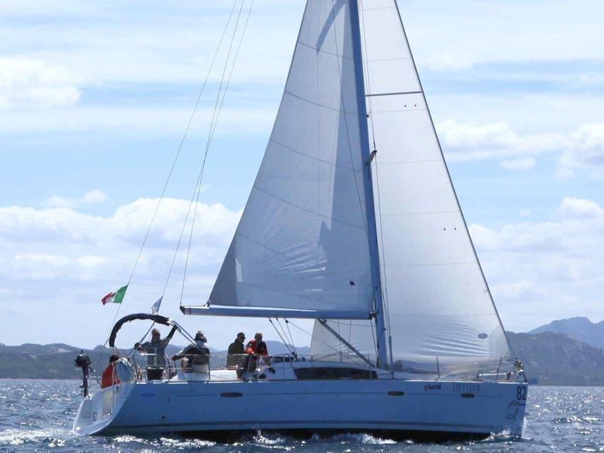 Oceanis 40 (Francy) Main image - 0