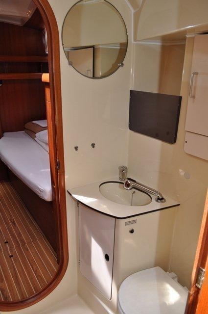 Dufour Gib Sea 51 (PASKO I) toilette - 4