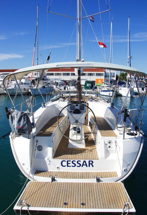 Bavaria Cruiser 32 (Cessar)  - 13