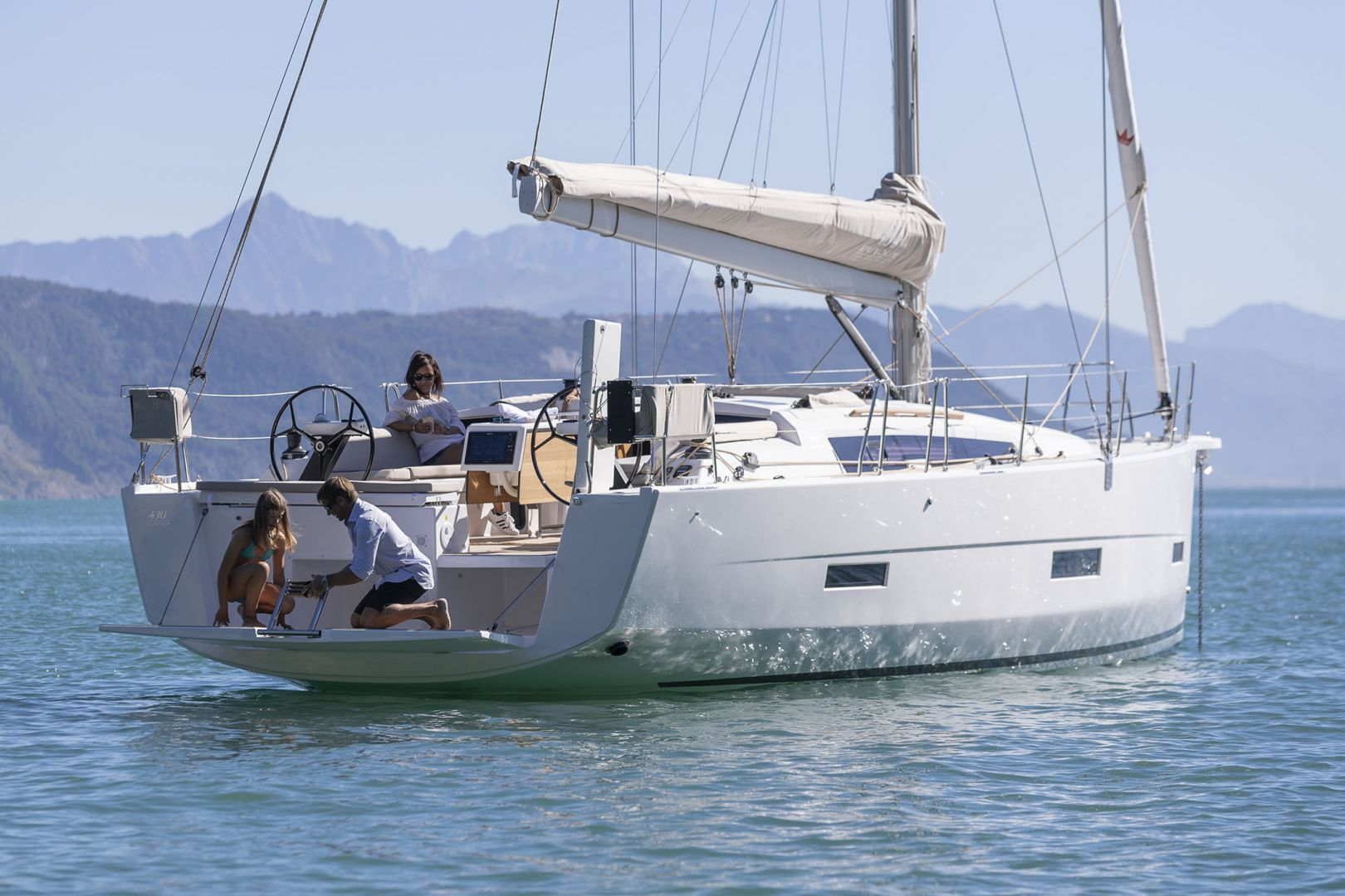 Dufour 430 Grand Large (Hermione)  - 2