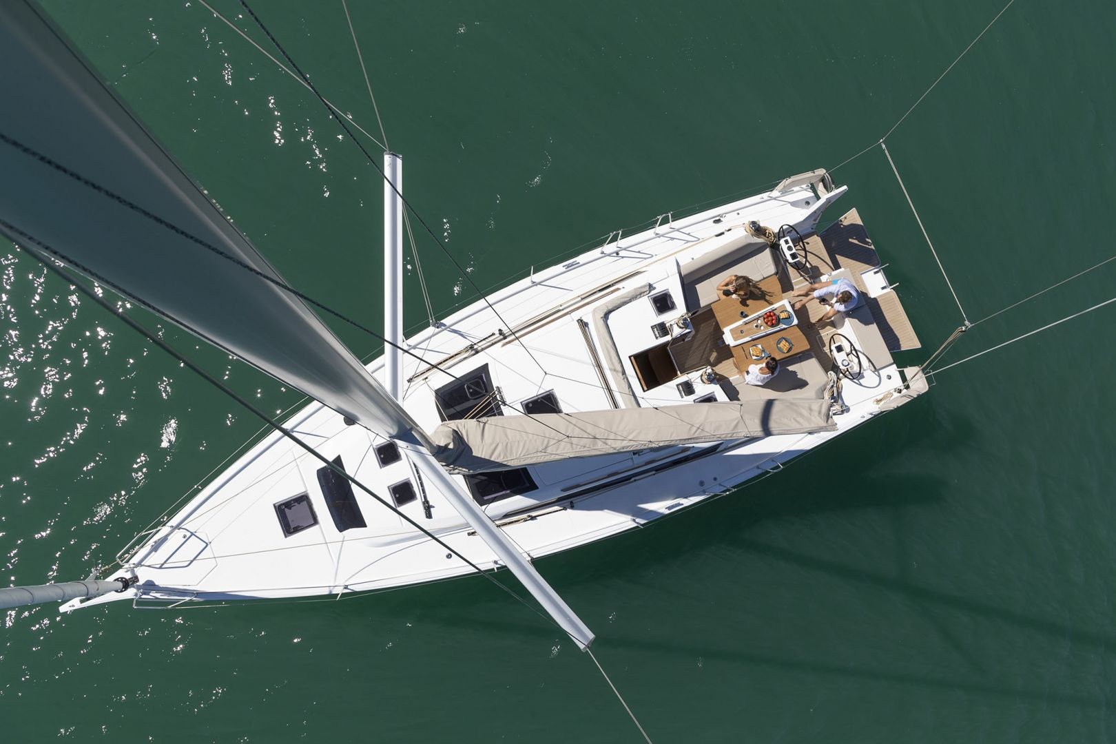 Dufour 430 Grand Large (Hermione)  - 1
